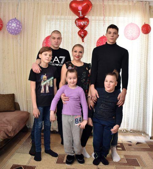 Илья и Вероника Шамрай